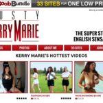Busty Kerry Marie Cuentas Gratis