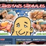 Christian's Shemales Account Login