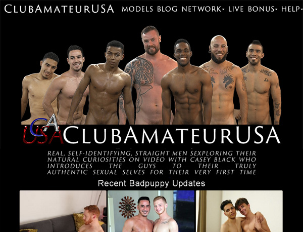 Club Amateur USA Girls