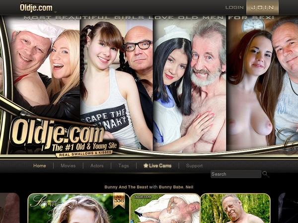Free Oldje.com Porn