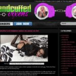 Handcuffed Vixens Website Password