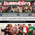 Hazehim.com アカウント