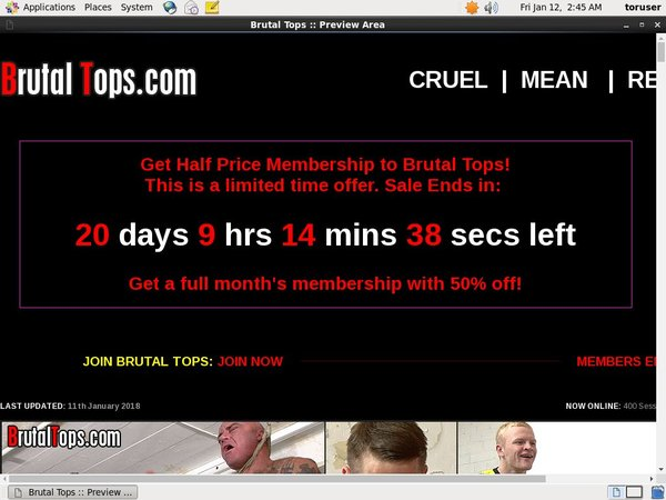 How To Join Brutaltops