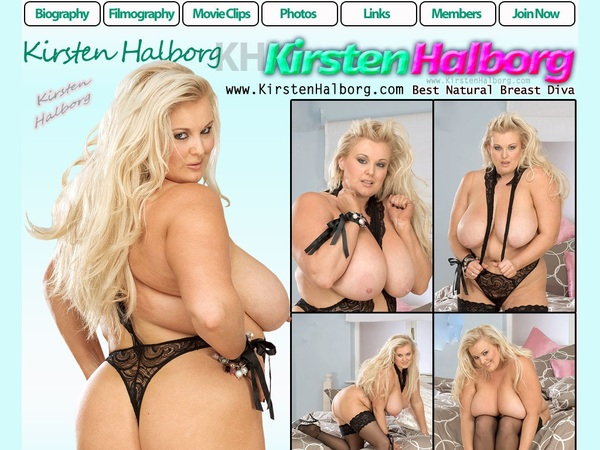 Kirsten Halborg Login Passwords