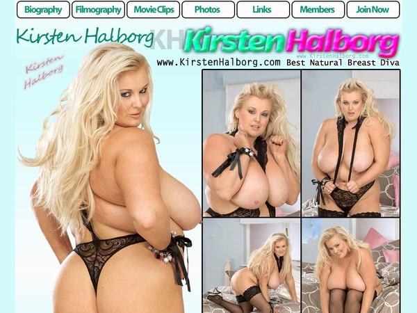 Kirsten Halborg Membership Plan