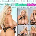 Kirsten Halborg Paysite