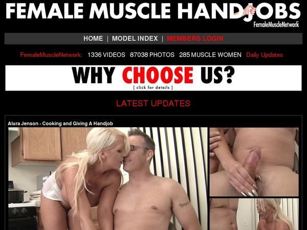 Membership To Female Muscle Handjobs
