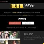 Mental Pass Account And Password