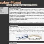 Sneaker Planet Alternate Payment