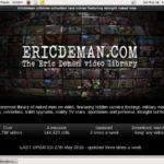 Porn Eric Deman