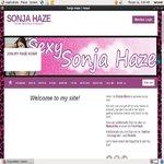 Sexy Sonja Haze Become A Member