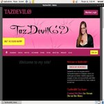 Tazdevil69.modelcentro.com Pussy