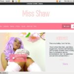 Buy SHEENA SHAW Account