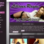 LilianaRayne Website Accounts