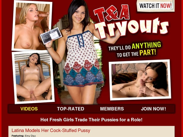 TNA Tryouts Check Out