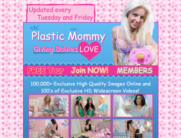 Plastic Mommy Hd Videos