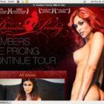 TS Domino Presley Password Details