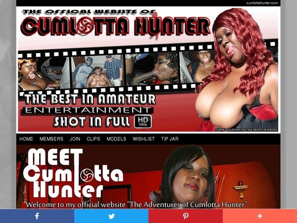 Accounts Cumlotta Hunter