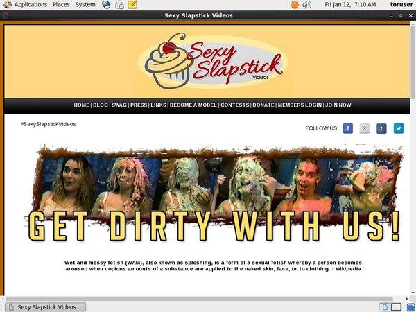 Free Acc For Sexyslapstickvideos.com
