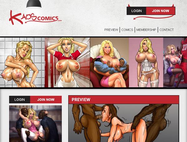 Kaos Comics Accs