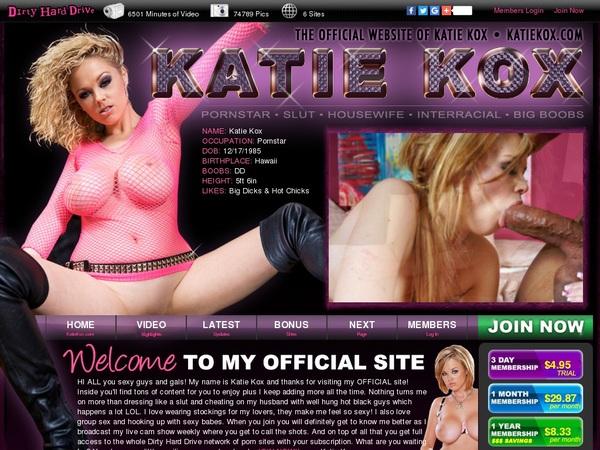 Katie Kox Tubes